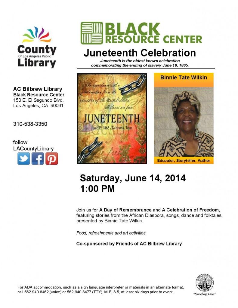 Juneteenth2014